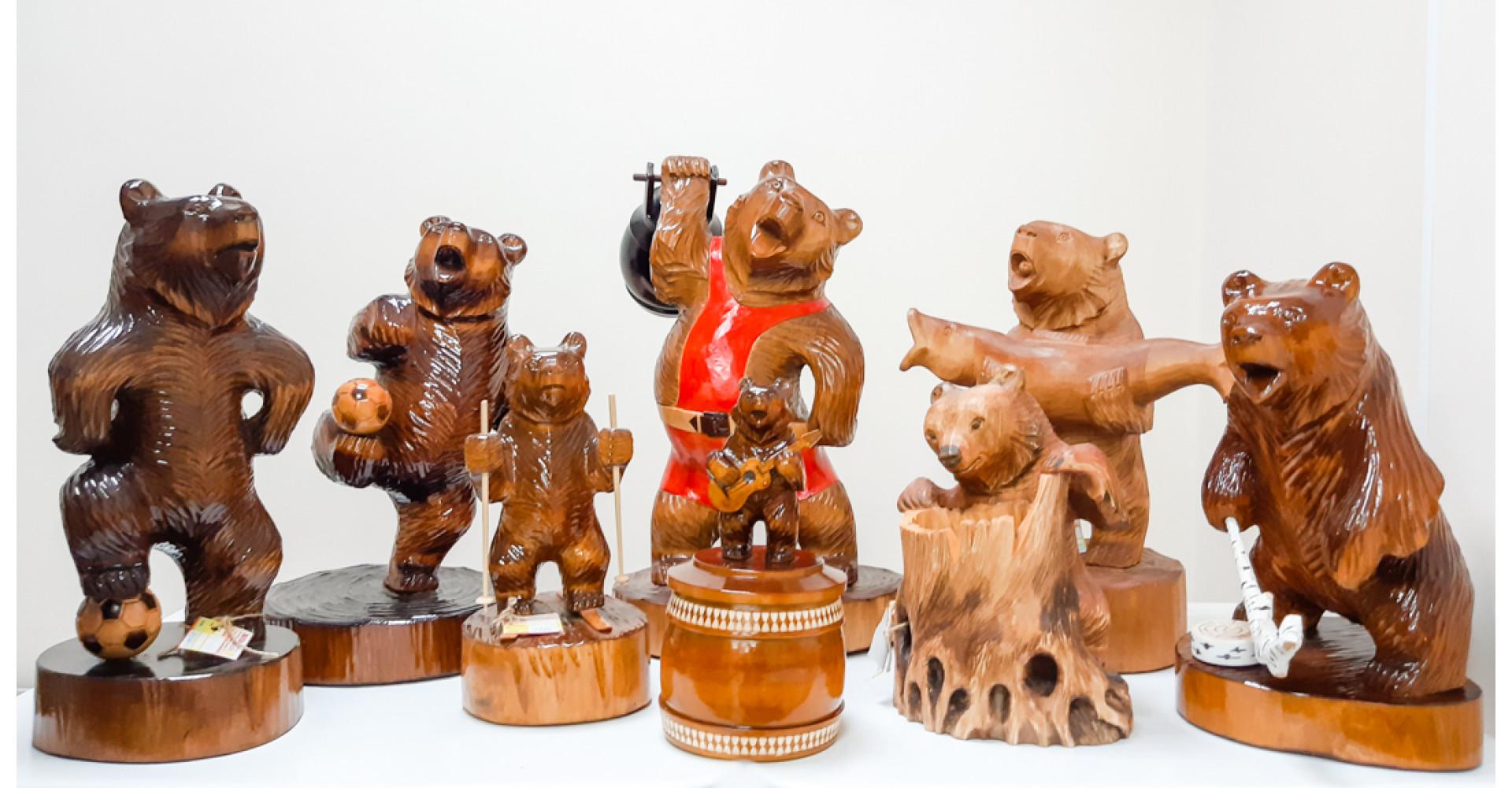 Эксклюзивные медведи