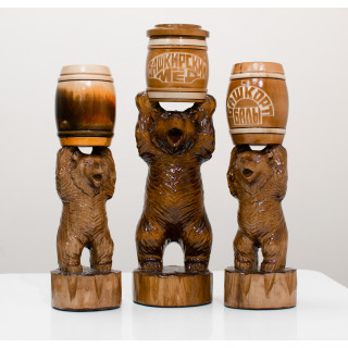 Медведь-силач