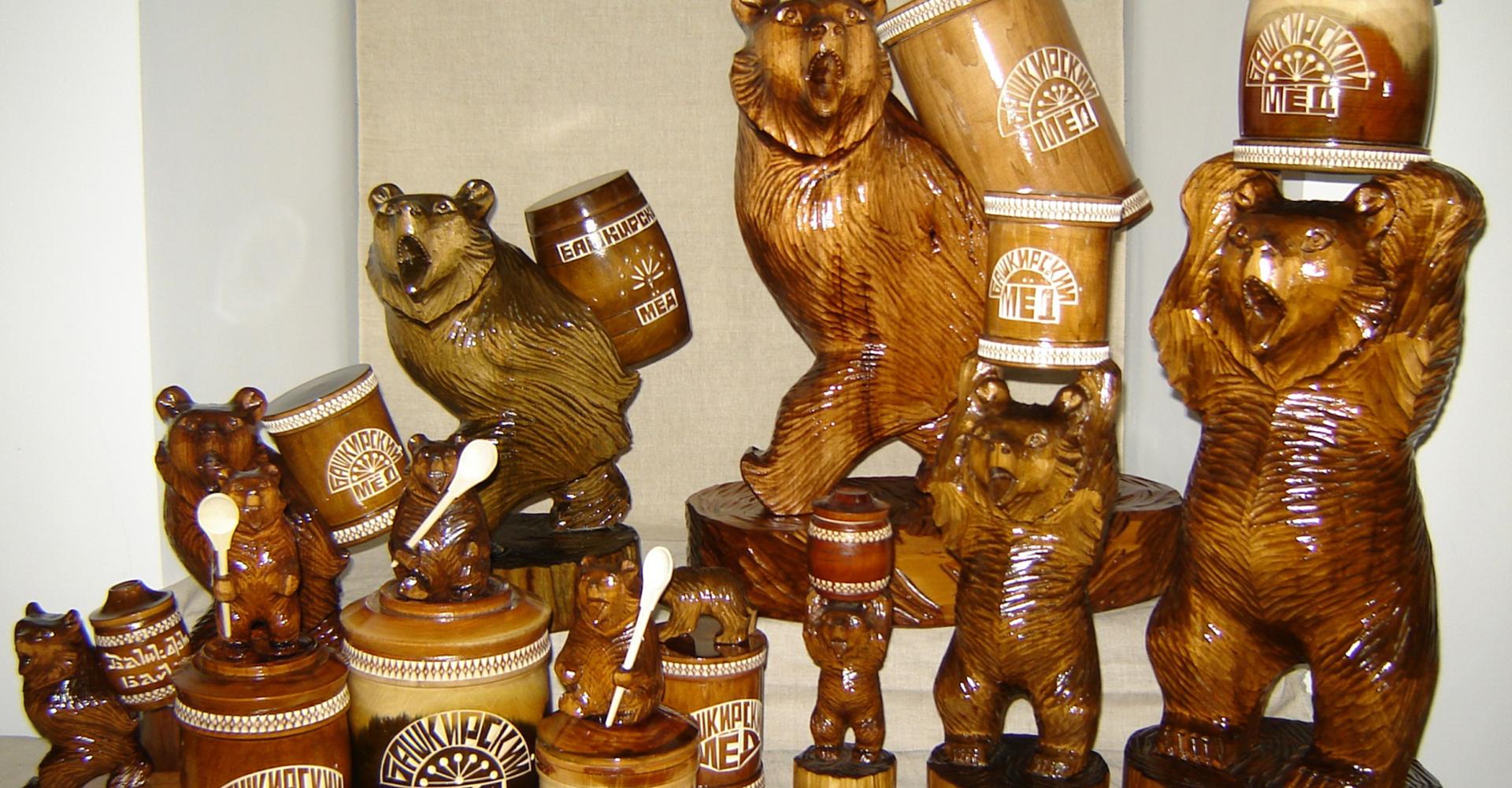 Сувенирные медведи